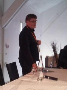 Dixon Jones, CEO de Majestic SEO