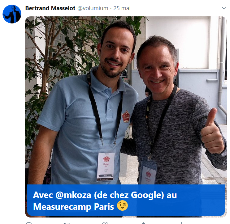 measurecamp 2019 bertrand masselot