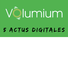 actus vidéo volumium - seo - sea - analytics - social ads